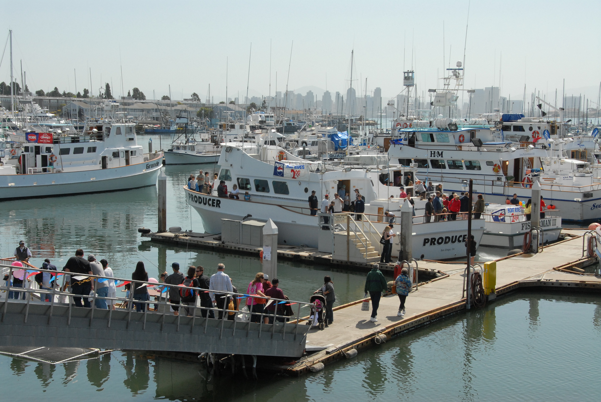 Things to do in san diego pacific beach vrbo for Point loma fishing